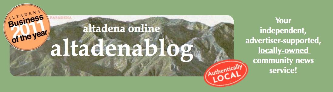 Altadena Blog