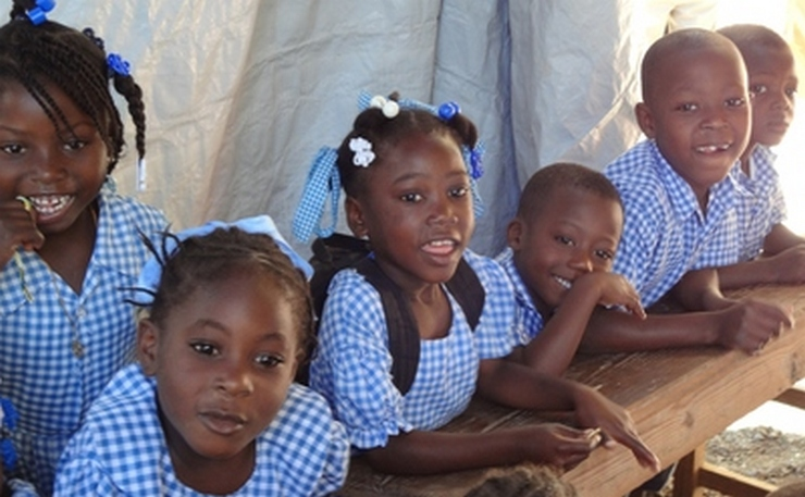 "Saint Mark's Will ""Hike for Haiti"" to Henniger on Saturday, May 2"