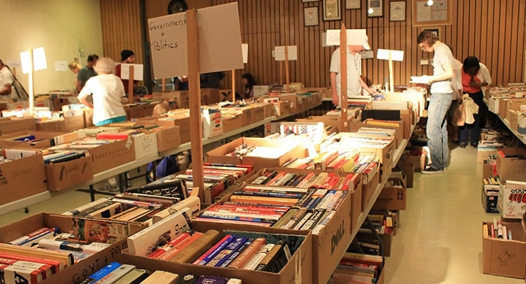 The Friends of the Altadena Library Announce Their Annual Used Book Sale