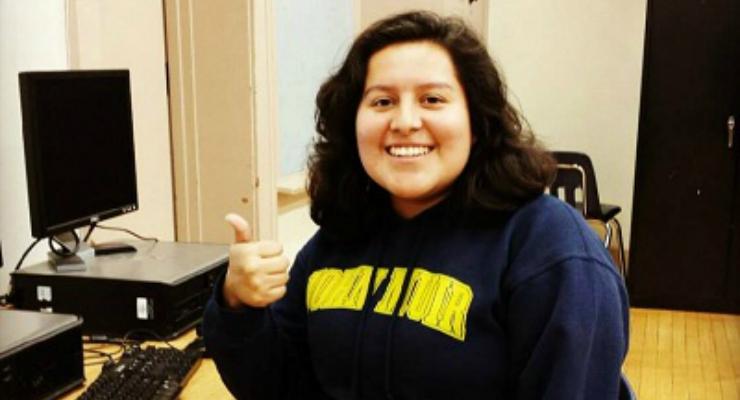 John Muir Student, Altadenan Kimberly Mejia Wins Gates Millennium Scholarship