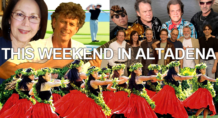 Lots Going On In Altadena This Weekend