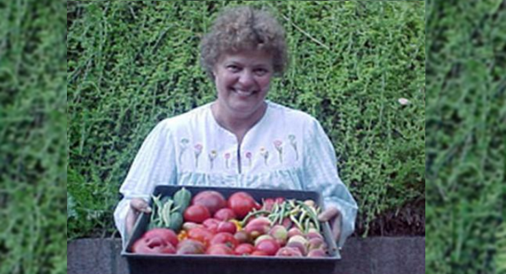 "Master Gardener Yvonne Savio Returns: ""Recycling Household Throwaways Into New Garden Tools"""