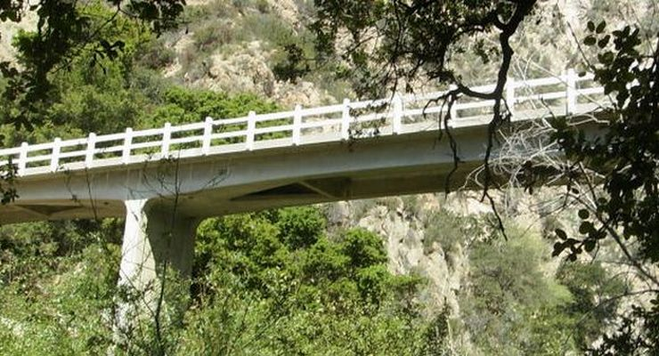 Woman Injured in Eaton Canyon Rescued by USAR Teams Last Evening