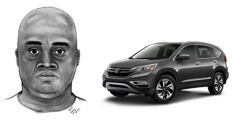 Have You Seen This Man? Authorities Need Help to Catch This Alleged Kidnapper
