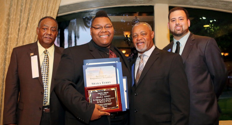 "Elected Officials Honor John Muir High School's ""Mentoring and Partnership for Youth Development"" at 7th Annual Benefit Gala"