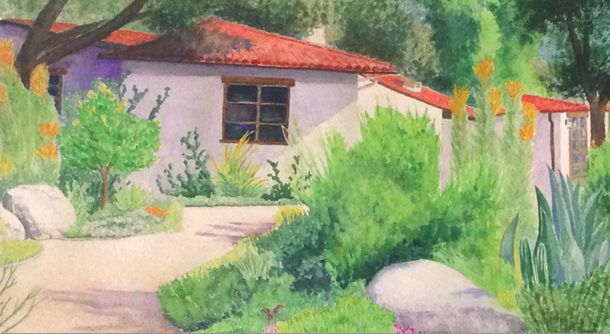 Bellisimo!  Altadena Guild's Home and Garden Tour Set for May 3