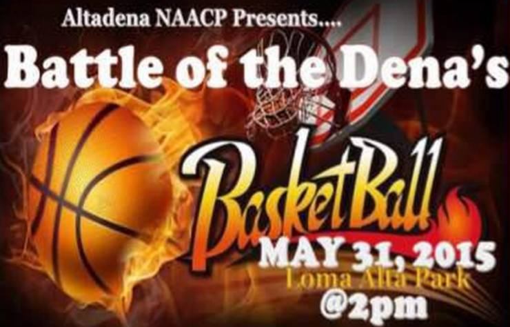 "Altadena NAACP Presents The ""Battle of the Dena's"" Games on Sunday, May 31"