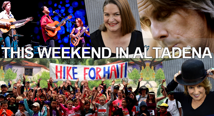 Plenty To Do This Weekend in Altadena