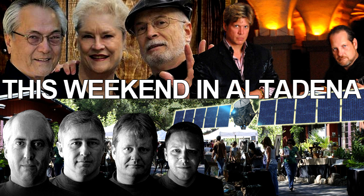 This Weekend in Altadena