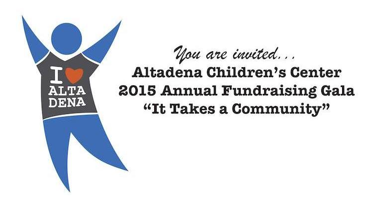 "Altadena Children's Center Announces May 30 Gala Themed ""I Love Altadena"""