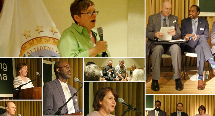 Neighbors Building a Better Altadena Host Altadena Town Council Debate Thursday