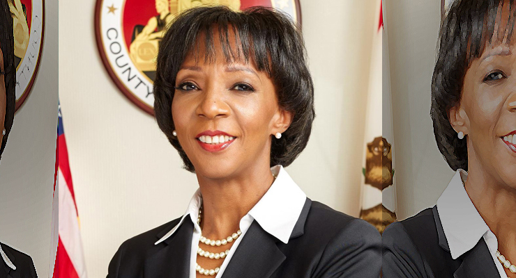 2015 Courageous Citizens Awards Program Featuring Los Angeles County District Attorney Jackie Lacey