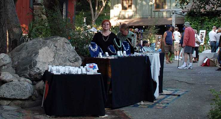 Art on Palm Returns for 11th Year Today