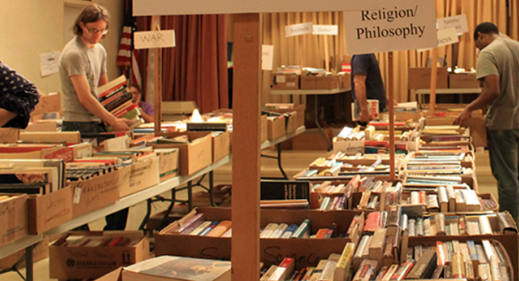 "Over 50,000 ""Gently Read"" Books On Sale This Weekend at Altadena Library Bookstravaganza"