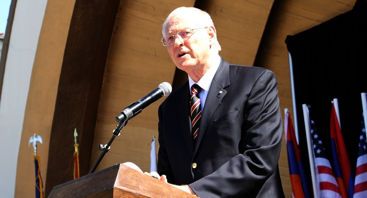 Mayor Michael D. Antonovich Calls for Local Waterworks Districts