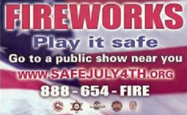 Altadena Sheriff's: Fireworks are Illegal in Altadena