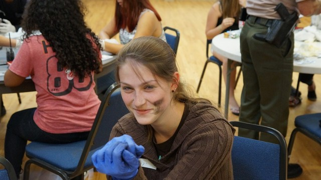 Local Teens Become Crime Scene Investigators at Week-Long Altadena Sheriff's Camp