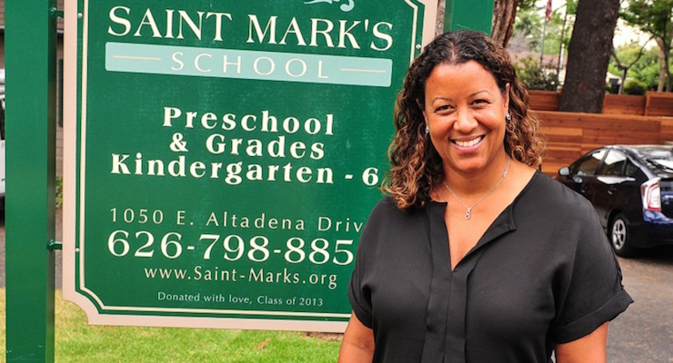 Saint Mark's School Board Chair Announces New Head of School