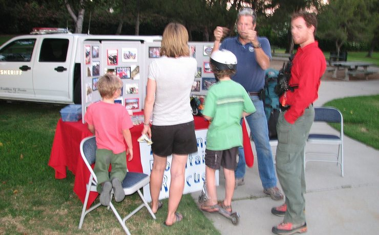 "Next Week's, It's ""National Night Out"" in Altadena"