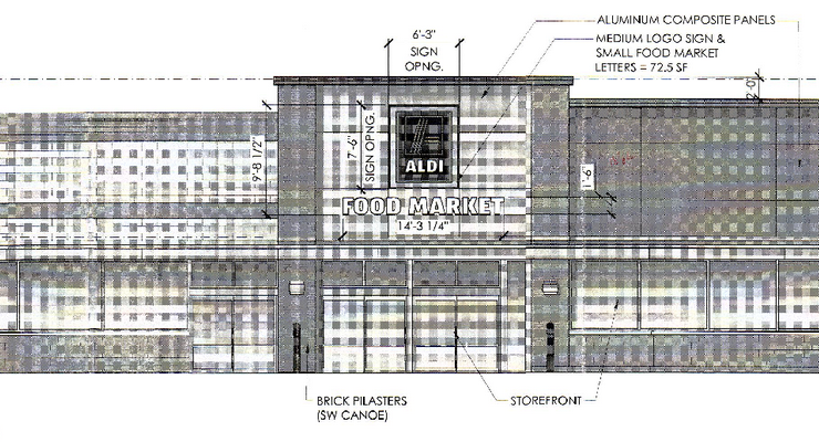Finally, the Evidence Emerges: It Looks Likely that ALDI Really is Coming to Altadena