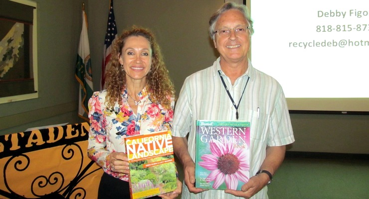 Architect, Horticulturist Dispense Water-Wise Garden Design Tips at Altadena Heritage Landscaping Workshop