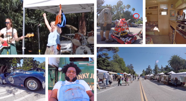 Altadena's First Best Fest Was a Hit