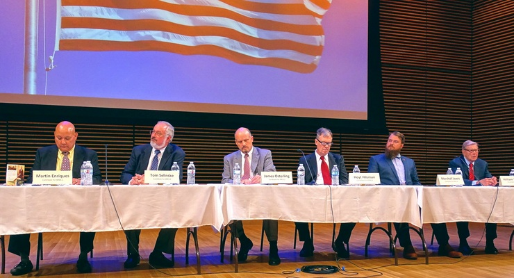 College Trustee Board Candidates Gather at PCC Election Forum Tuesday
