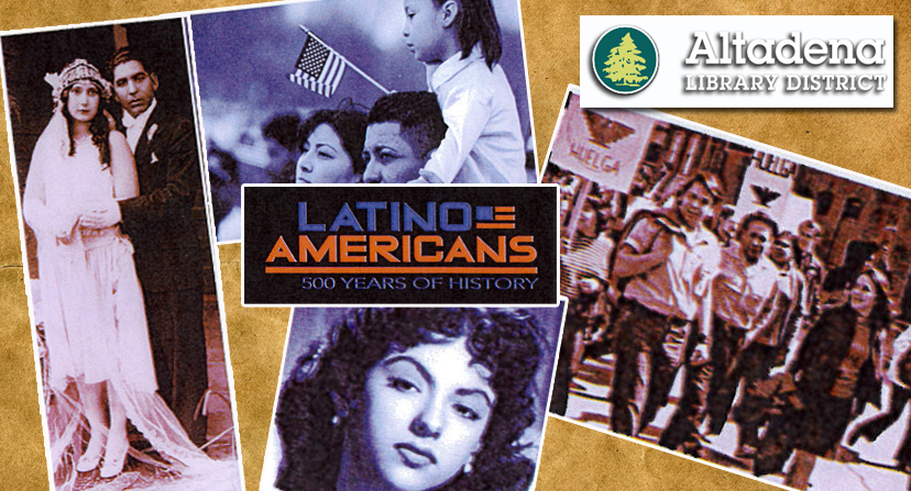 """Latino Americans: 500 Years of History"" Continues Saturday with Dr. Francisco Balderrama and ""Empire of Dreams"" Screening"