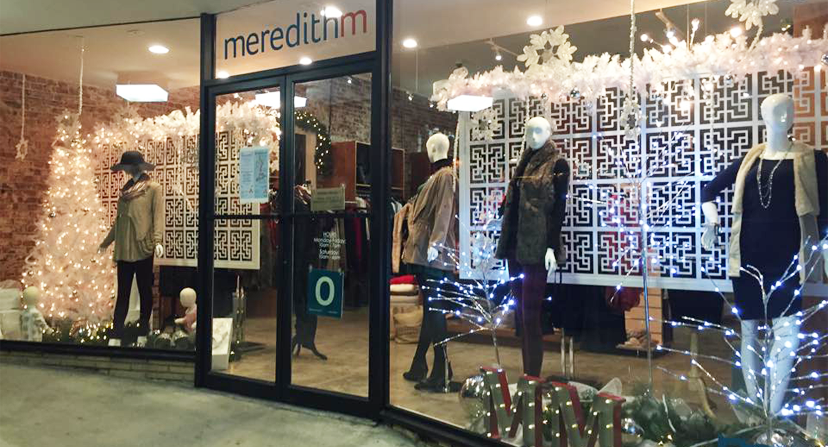 Meredith M to Host 2nd Annual Holiday Open House