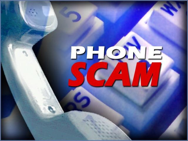 Don't be Fooled by Phone Scams this Holiday Season. Be Alert. Be Aware. Be Advised!
