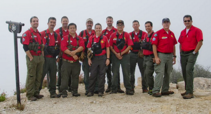 Altadena Mountain Rescue Team Gets Record 88 Calls for Help in 2015