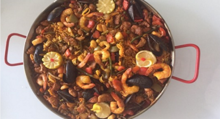 Paella for a Great Cause