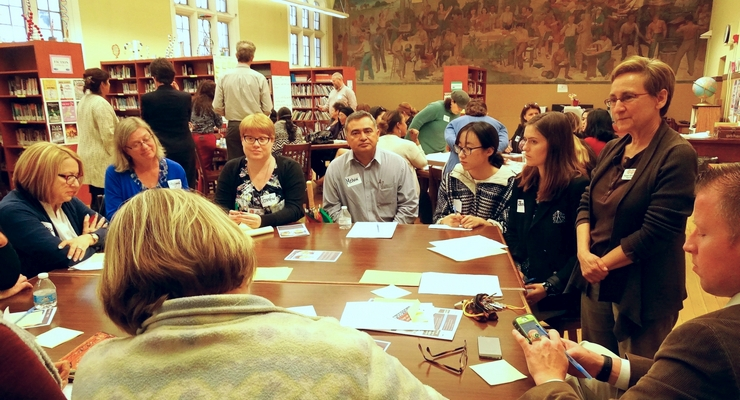 Collaborative Group Holds Parent, Teacher Forum to Discuss School District Issues
