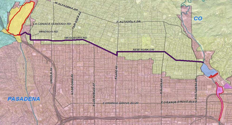 County Officials Will Act to Allay Residents Fears About 5-Mile Pipeline to be Dug Through Altadena