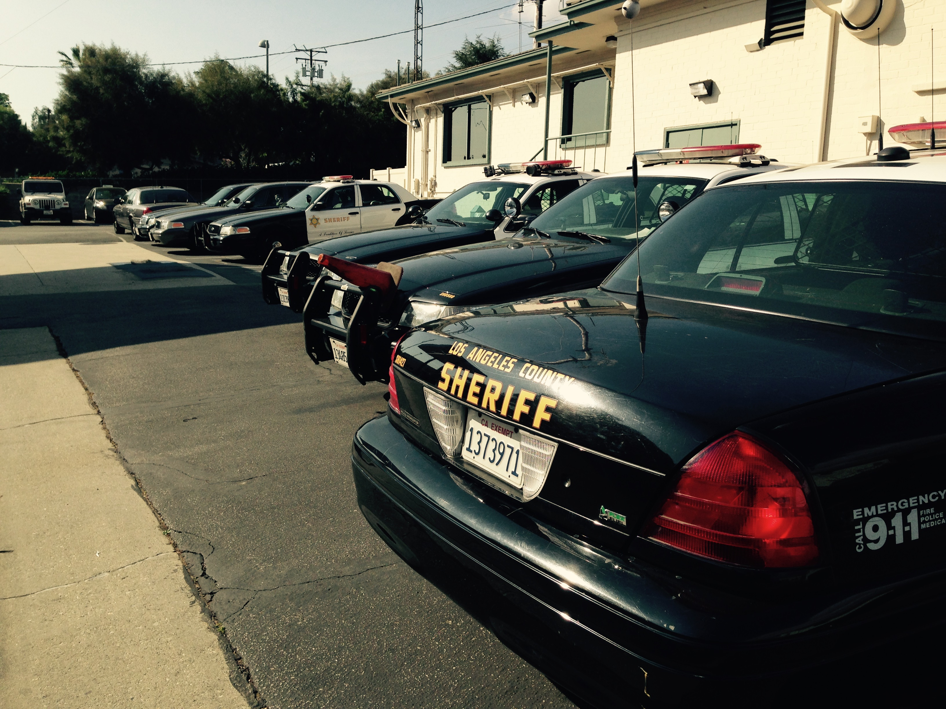 Altadena's Crime Blotter for the Week of Saturday, April 2nd