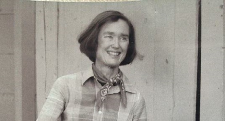 "Jane ""Desdy"" Kellogg Baggott, 90, Owner of Altadena Stables Has Passed Away"