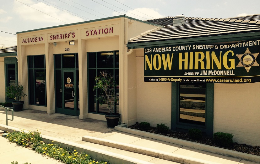 Altadena-Sheriffs-Station