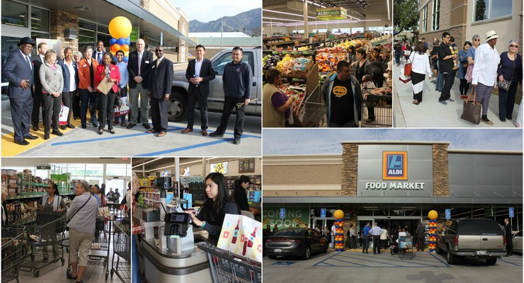 Altadenans Welcome, Explore Brand New Discount Grocery Store ALDI Just Weeks After Long-Time Ralphs Closes