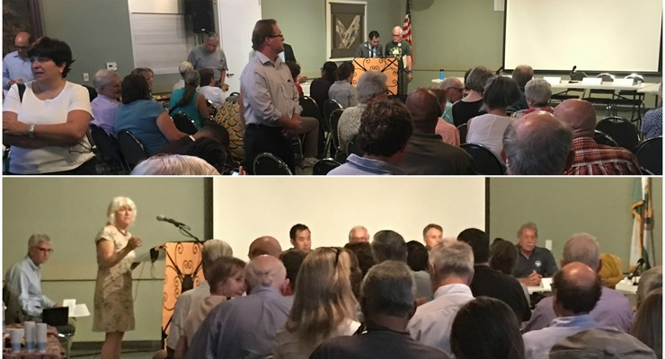 Altadena Residents Hear Discussion on Two Water Projects