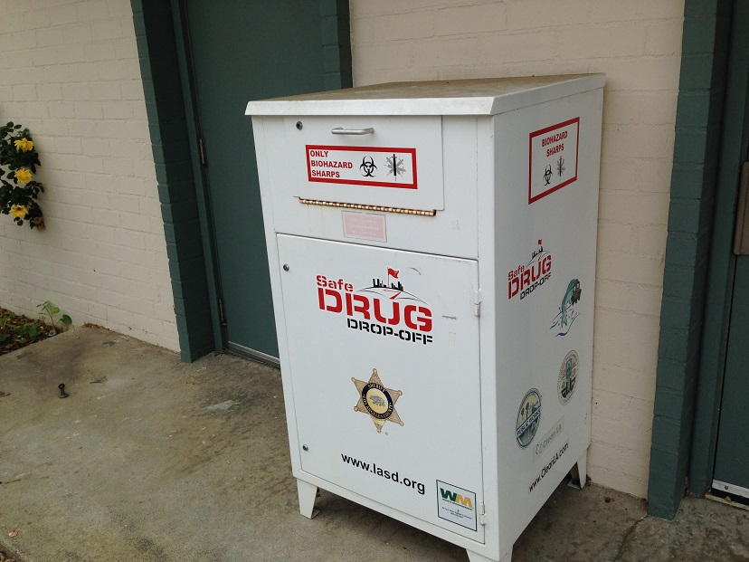 Altadena Sheriff's Station Moving to Monthly Prescription Medication Pick Up Rather than 24 Hours a Day