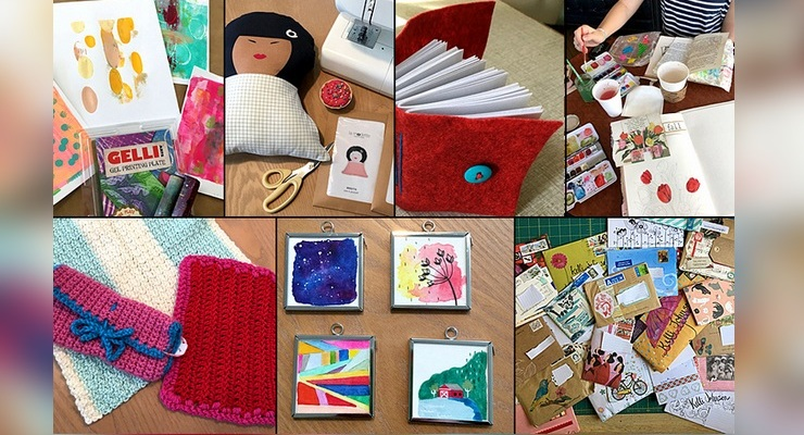 Shop for Unique Gifts and Create Every Day at Craft School in Altadena