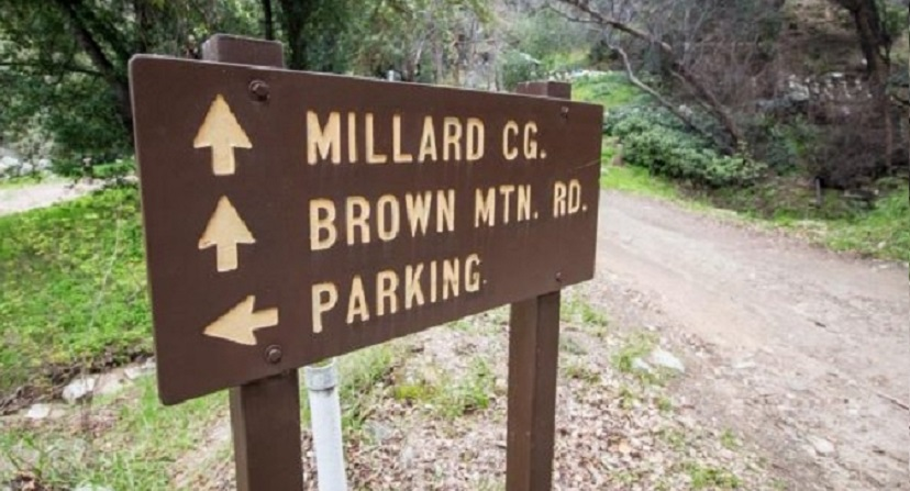 High Winds Expected through Friday, Millard Campground Closed to Vehicles, and Campfires