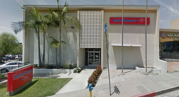 Altadena Bank of America Branch Shuts Down Due to Pandemic