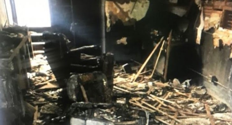 Altadena Barbershop Destroyed in 'Suspicious' Fire
