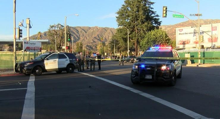 Stabbing Suspect Fatally Shot by Deputies in Altadena Identified as Pasadena Man