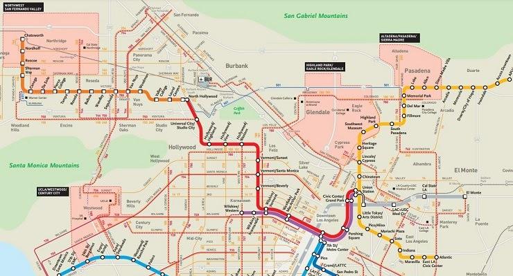 MTA 'Microtransit' Service to Come to Pasadena, Altadena Next Year