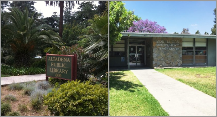 Altadena Libraries to Begin Phased Reopening Next Week